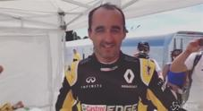 Kubica torna in Formula 1, sarà collaudatore Williams