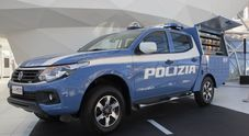 Fiat, il pick up estremo Fullback per il pronto intervento della polizia scientifica