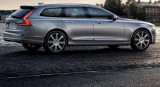 Volvo 90, le signore svedesi berlina e station wagon in top class