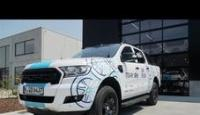 Ford Ranger Pickup speciale per il Tour de France