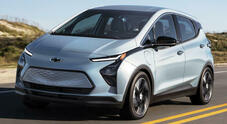 GM Bolt EUV e Bolt EV, le entry level elettriche per gli Usa. Due modelli Chevrolet, accessibili ma anche high tech