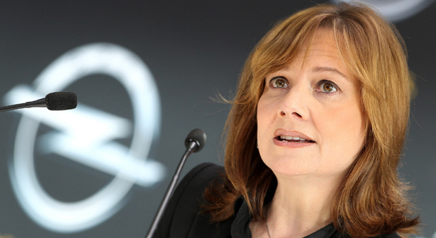 Mary barra ceo di GM
