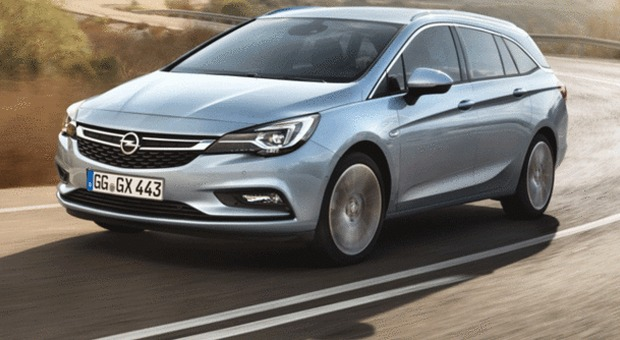 La nuova Opel Astra Sports Tourer