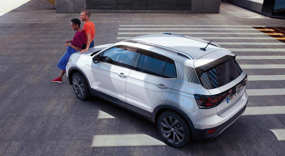 La Volkswagen T-Cross First Edition