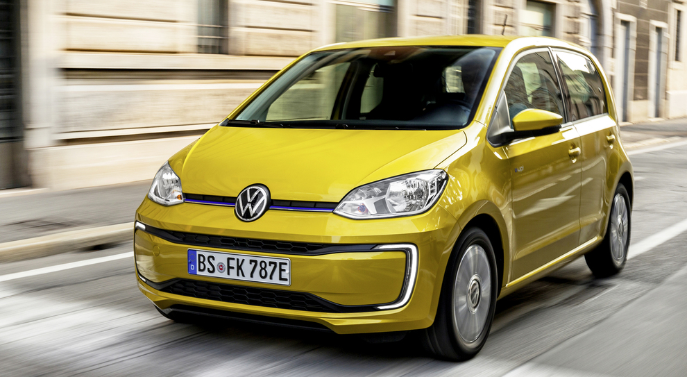 La Volkswagen e-up!