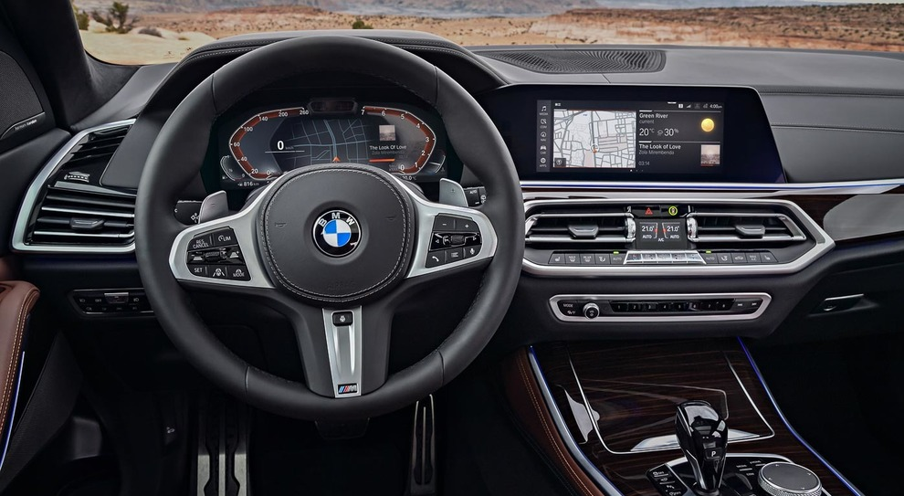 Il BMW Intelligent Personal Assistant