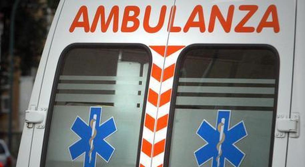 Incidente alla cronoscalata: otto feriti, due in gravi condizioni