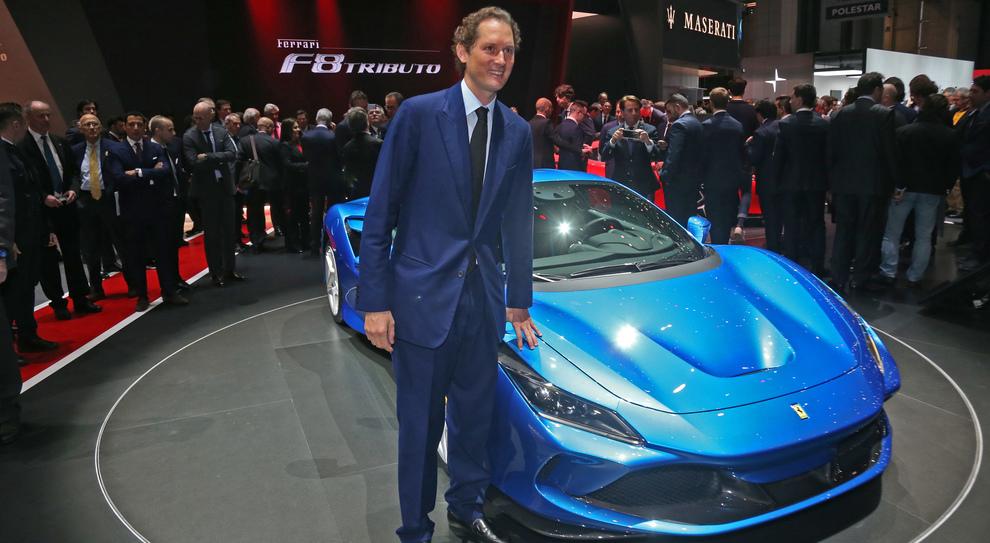 Ferrari: utile primo trimestre +22%, 'Portofino' traina risultati