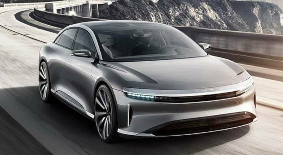 La Lucid Motors Air