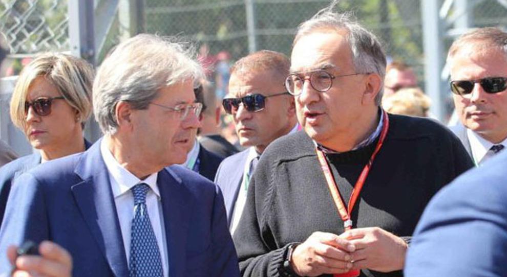 F1 Italia, ridotta la FP3. Marchionne: