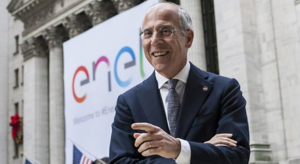 Francesco Starace, ad dell'Enel