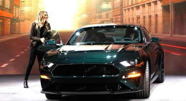 Mustang Bullit, torna rinnovata l'icona Ford
