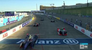 Formula E, gli Highlights di gara 7 a Berlino