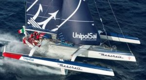 Transpacific Yacht Race: Maserati Multi 70 sa volare ma un incidente rallenta Soldini
